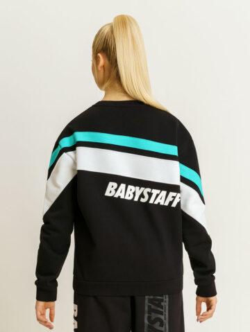 Trendikas Babystaff kampsun helesinine