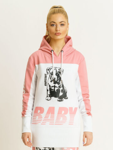 Babystaff roosa dressikomplekt