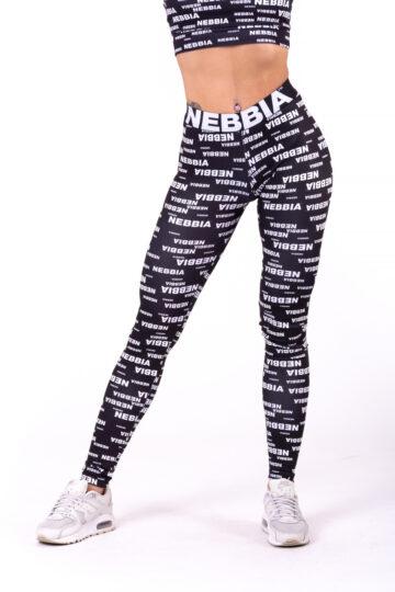 NEBBIA x SEAQUAL™️ leggings