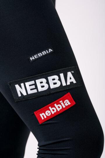 Kõrge vöökohaga NEBBIA siltidega retuusid