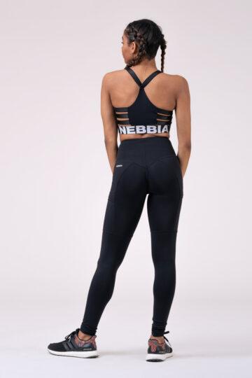 Nebbia kõrge vöökohaga nutikad leggingsid