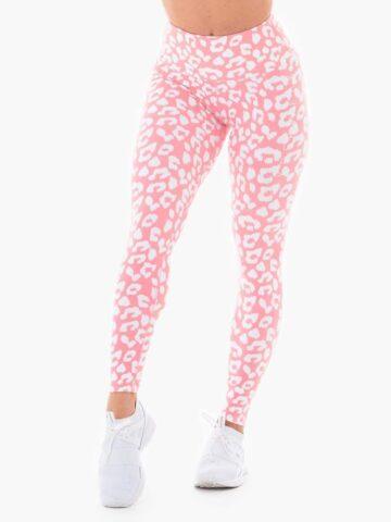 Ryderwear leopardimustrilised retuusid