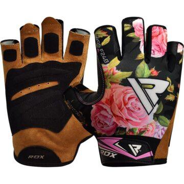 RDX F24 Floral  Tõstmiskindad