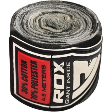 RDX RC Camo Poksisidemed